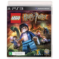Foto Jogo Lego Harry Potter: 5 a 7 Anos PlayStation 3 Warner Bros