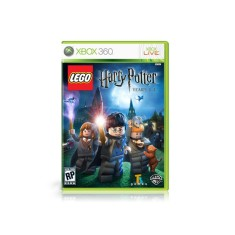 Foto Jogo Lego Harry Potter: Years 1-4 Xbox 360 Warner Bros