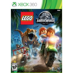 Foto Jogo LEGO: Jurassic World Xbox 360 Warner Bros