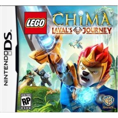 Foto Jogo Lego: Legend of Chima Laval's Journey Warner Bros Nintendo DS
