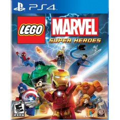 Foto Jogo Lego Marvel Super Heroes PS4 Warner Bros