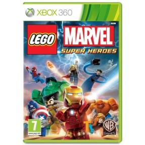 Foto Jogo Lego Marvel Super Heroes Xbox 360 Warner Bros