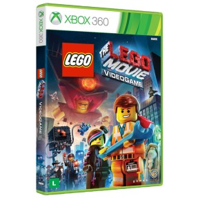 Foto Jogo Lego: The Movie Xbox 360 Warner Bros