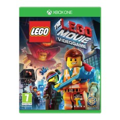 Foto Jogo Lego The Movie Xbox One Warner Bros