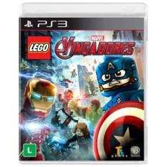 Foto Jogo LEGO Vingadores PlayStation 3 Warner Bros