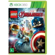 Foto Jogo Lego Vingadores Xbox 360 Warner Bros