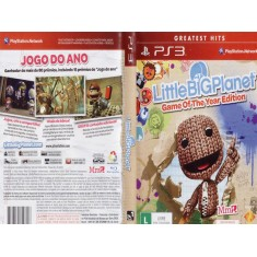 Foto Jogo Little Big Planet PlayStation 3 Sony