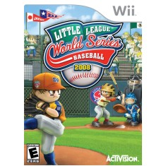 Foto Jogo Little League World Series Baseball 2008 Wii Activision