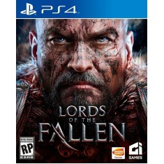 Foto Jogo Lords of the Fallen PS4 CI Games