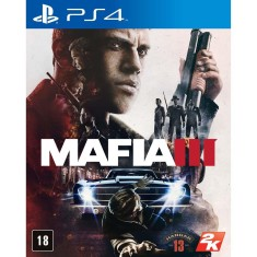Foto Jogo Mafia III PS4 2K