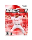 Jogo Major League Baseball 2K11 Wii 2K