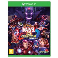 Foto Jogo Marvel vs. Capcom Infinite Xbox One Capcom
