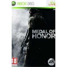 Foto Jogo Medal Of Honor Xbox 360 EA