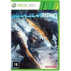Foto Jogo Metal Gear Rising: Revengeance Xbox 360 Konami