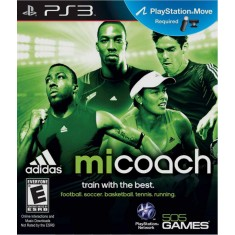 Foto Jogo Micoach By Adidas PlayStation 3 505 Games