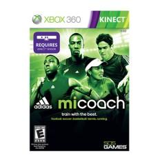 Foto Jogo Micoach By Adidas Xbox 360 505 Games