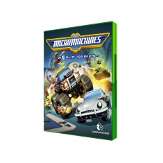 Foto Jogo Micro Machines World Series Xbox One Codemasters