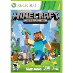 Foto Jogo Minecraft: Xbox Edition Xbox 360 Microsoft