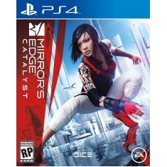 Foto Jogo Mirror's Edge Catalyst PS4 EA