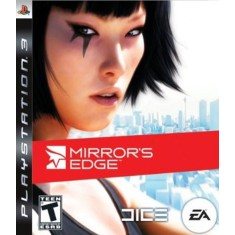 Foto Jogo Mirror's Edge PlayStation 3 EA