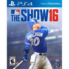 Foto Jogo MLB The Show 16 PS4 Sony