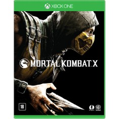 Foto Jogo Mortal Kombat X Xbox One Warner Bros