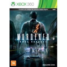 Foto Jogo Murdered: Soul Suspect Xbox 360 Square Enix