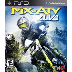 Foto Jogo MX Vs ATV: Alive PlayStation 3 THQ