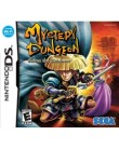 Jogo Mystery Dungeon Shiren The Wanderer Sega Nintendo DS