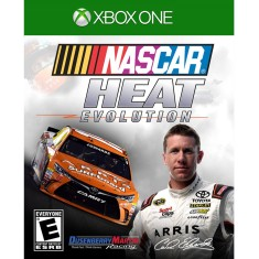 Foto Jogo Nascar Heat Evolution Xbox One Dusenberry Martin Racing