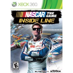 Foto Jogo Nascar The Game: Inside Line Xbox 360 Activision