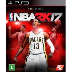 Foto Jogo NBA 2K17 PlayStation 3 2K