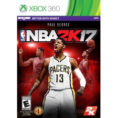 Foto Jogo NBA 2K17 Xbox 360 2K