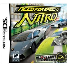 Foto Jogo Need for Speed Nitro EA Nintendo DS