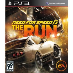Foto Jogo Need for Speed: The Run PlayStation 3 EA