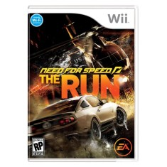 Foto Jogo Need for Speed The Run Wii EA