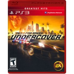 Foto Jogo Need For Speed: Undercover PlayStation 3 EA