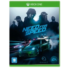 Foto Jogo Need for Speed Xbox One EA