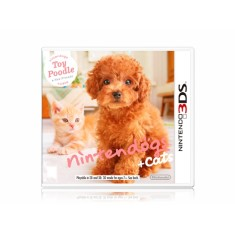 Foto Jogo Nintendogs + Cats Toy Poodle Nintendo 3DS