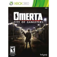 Foto Jogo Omerta: City of Gangsters Xbox 360 Kalypso Media