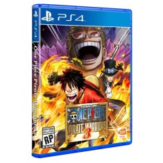Foto Jogo One Piece Pirate Warriors 3 PS4 Bandai Namco