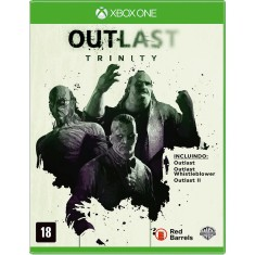 Foto Jogo Outlast Trinity Xbox One Warner Bros