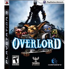 Foto Jogo Overlord II PlayStation 3 Codemasters