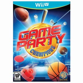 Foto Jogo Party Champions Wii U Warner Bros