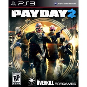 Foto Jogo Payday 2 PlayStation 3 505 Games