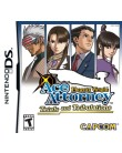 Jogo Phoenix Wright: Ace Attorney Trials and Tribulations Capcom Nintendo DS