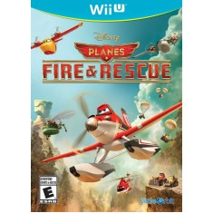 Foto Jogo Planes: Fire & Rescue Wii U Little Orbit