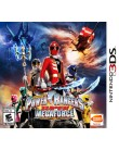 Jogo Power Rangers Super MegaForce Bandai Namco Nintendo 3DS