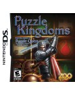 Jogo Puzzle Kingdoms Zoo Games Nintendo DS