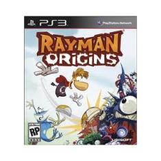 Foto Jogo Rayman Origins PlayStation 3 Ubisoft